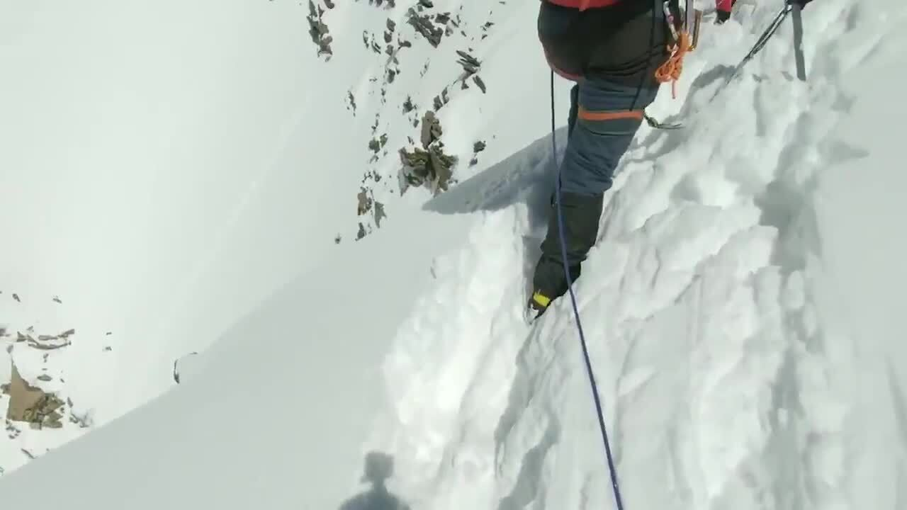 Nanda Devi deaths: Video shows final moments of climbers killed in