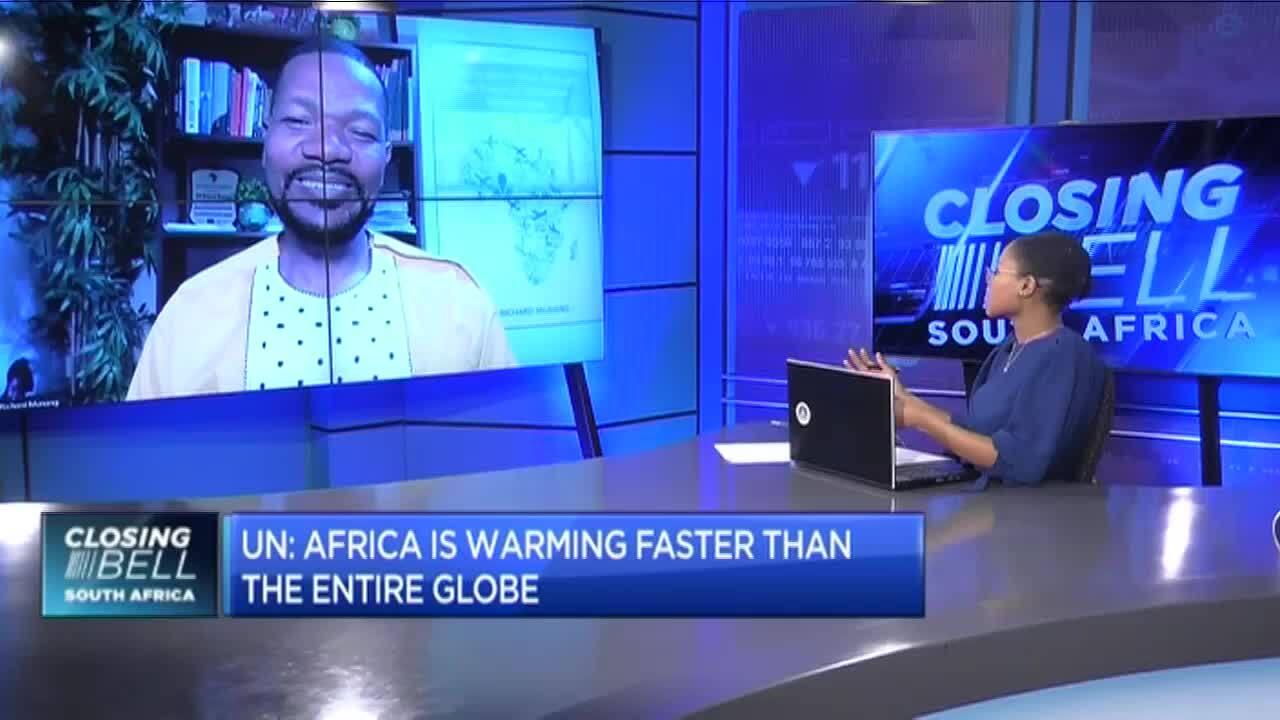 UN sounds alarm on global warning