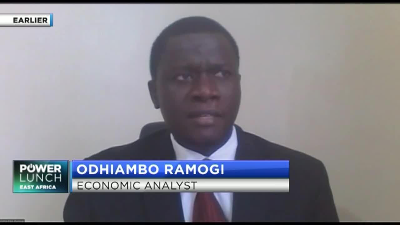 Economist Odhiambo Ramogi gives update on the Kenya-US trade talks