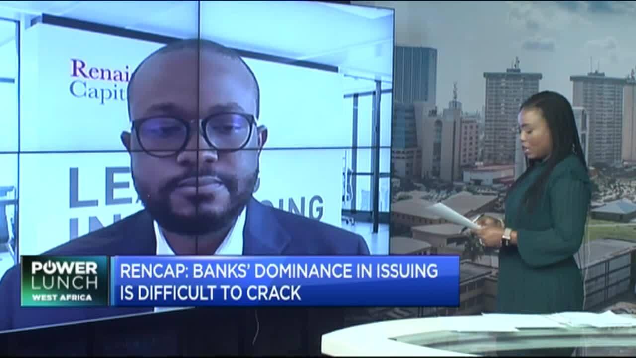 Renaissance Capital's Adesoji Solanke on how Nigeria's agency banking space is evolving
