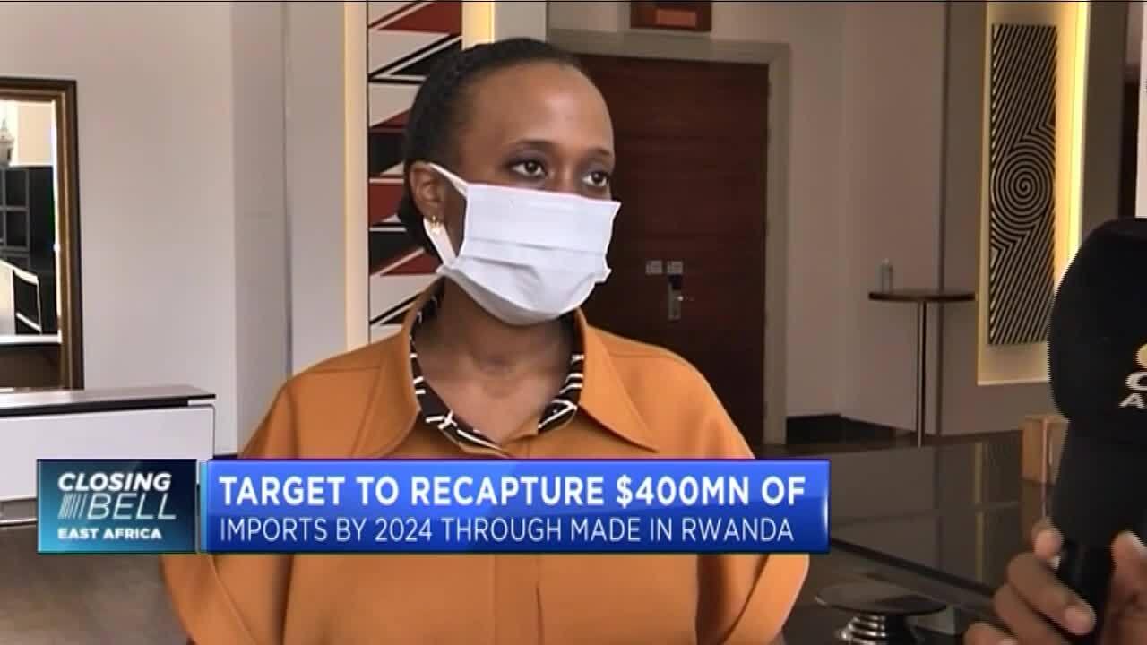 RDB's Louise Kanyonga shares plans to grow Rwanda's manufacturing sector