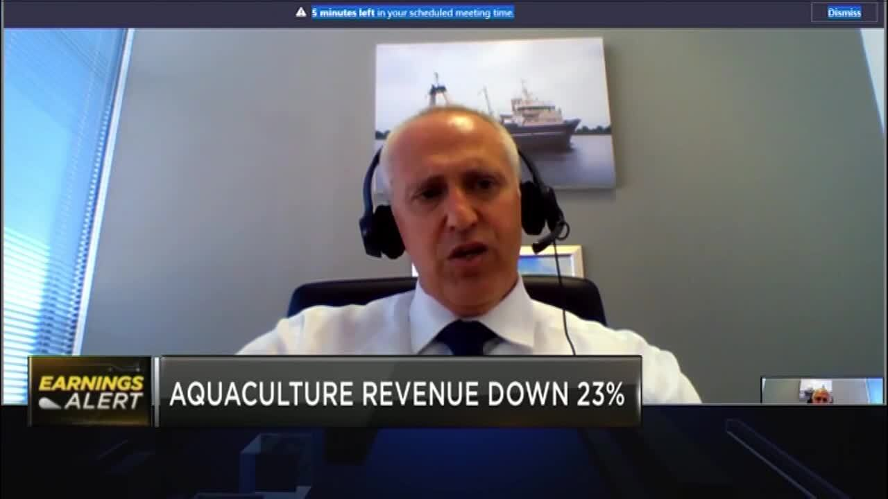 Sea Harvest CEO: Results show resilience in a difficult time