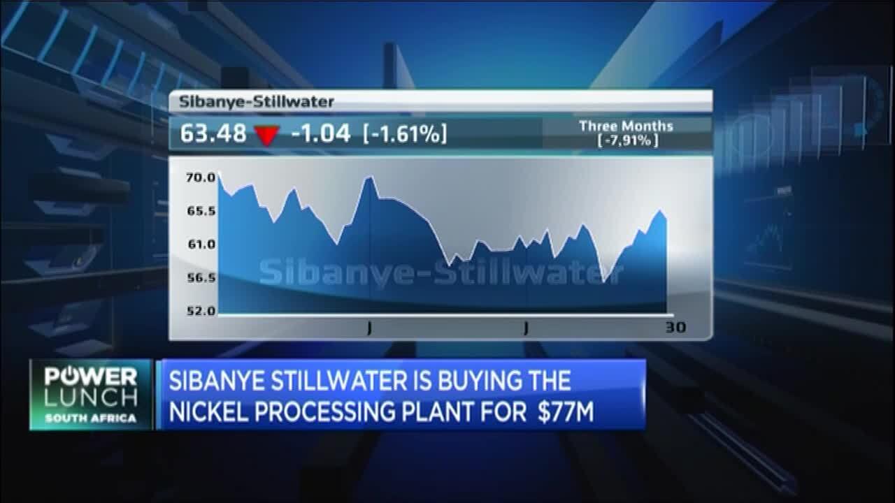 Sibanye-Stillwater buys French Eramet's Sandouville plant for $77mn