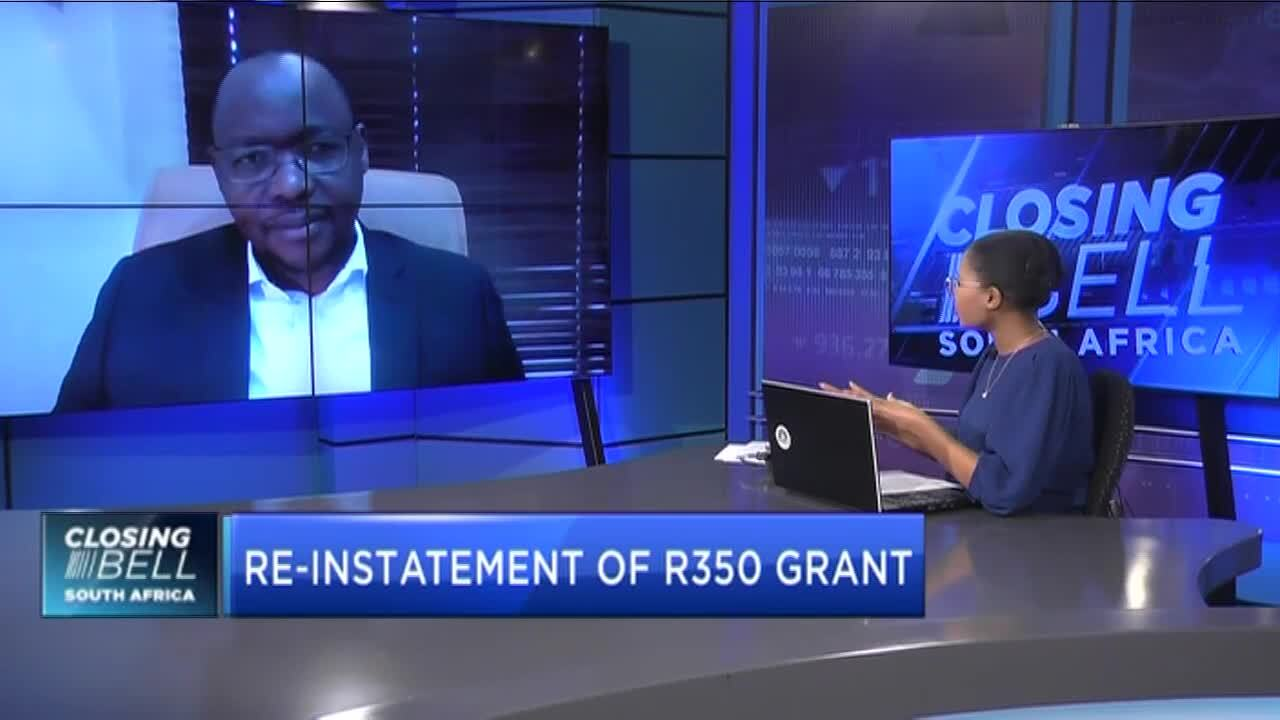 What the reinstatement of social relief grant means for SA's economy