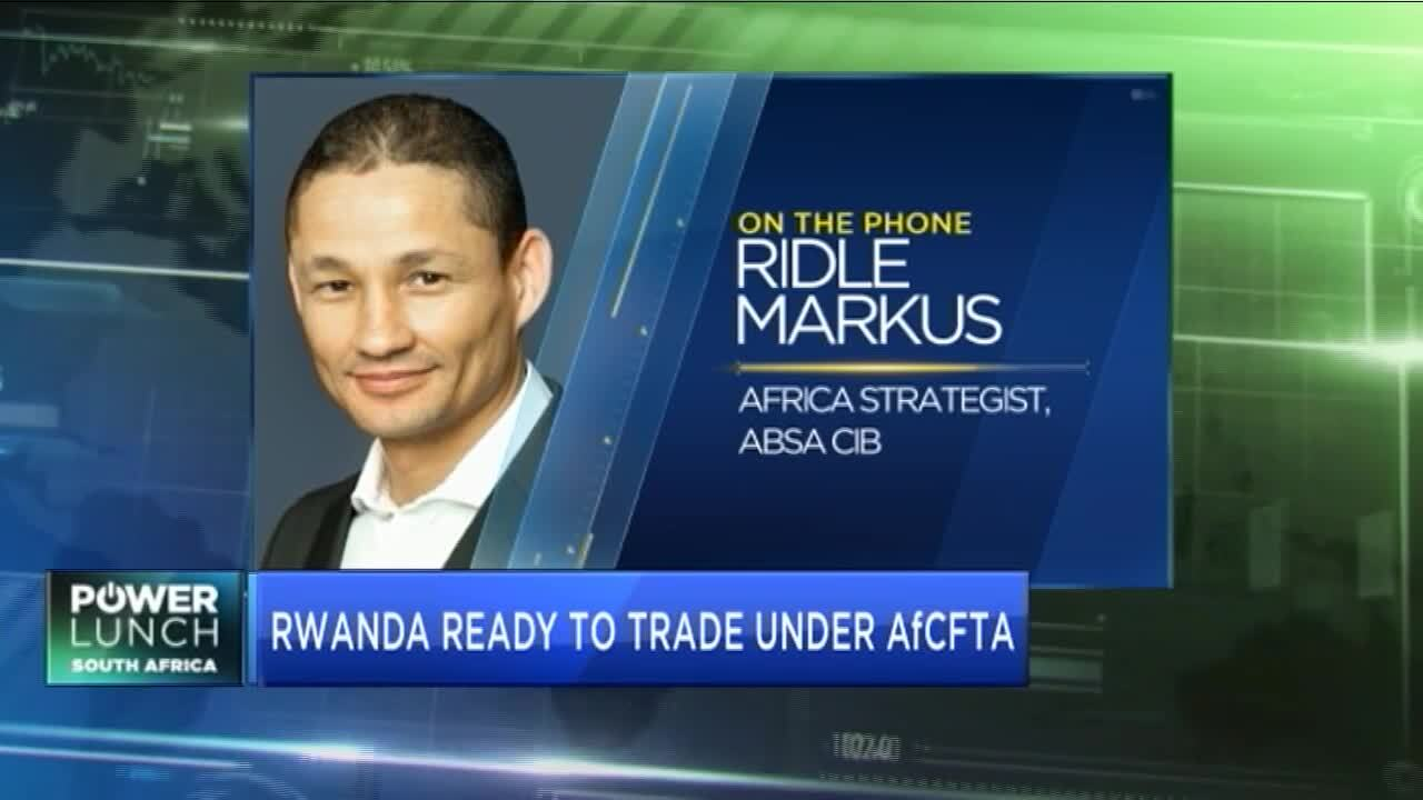 Rwanda ready to trade under the AfCFTA
