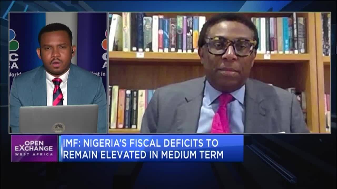 IMF: Outlook for Nigeria challenging under current policies