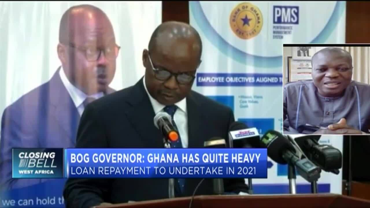Ghana cuts prime interest rate by 100 basis points to 13.5%