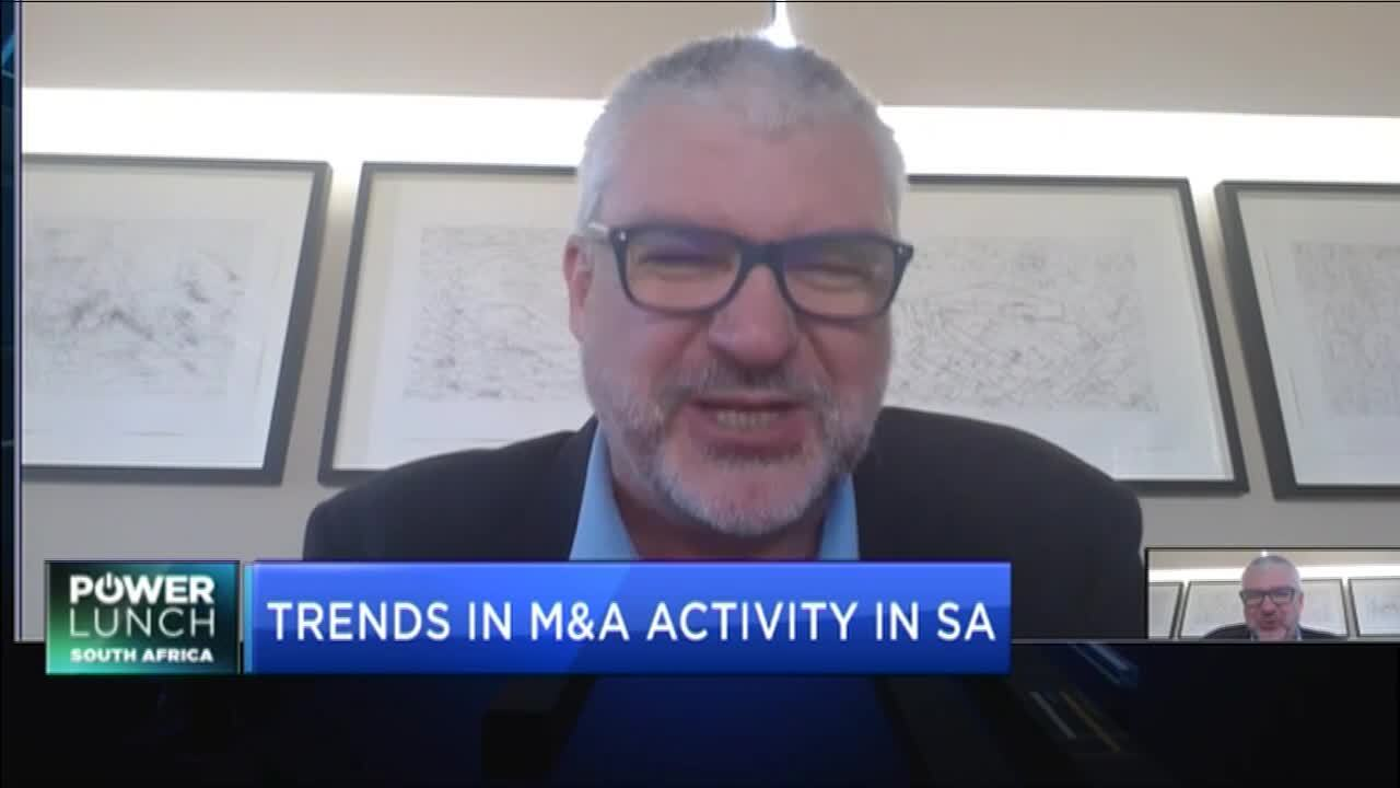 M&A value soars in SA and Nigeria