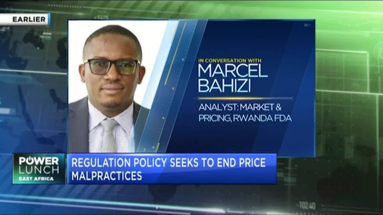 Rwanda to regulate prices of pharmaceuticals