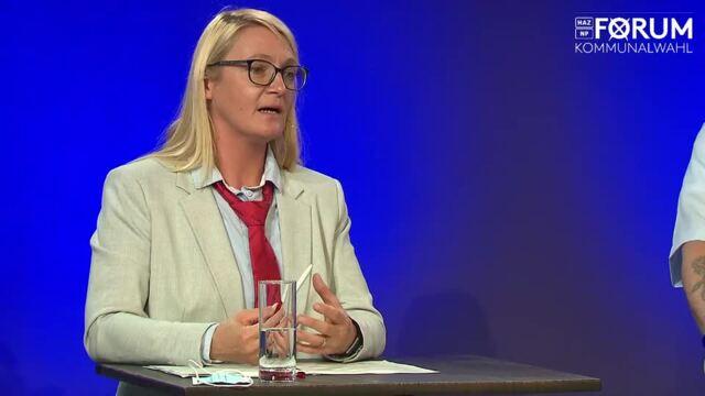 HAZ/NP-Forum zur Bürgermeisterwahl in Langenhagen 2021