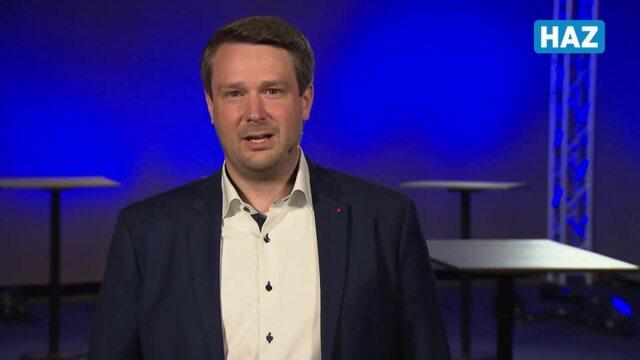 Bürgermeisterwahl in Uetze: Florian Gahre (SPD) stellt sich vor