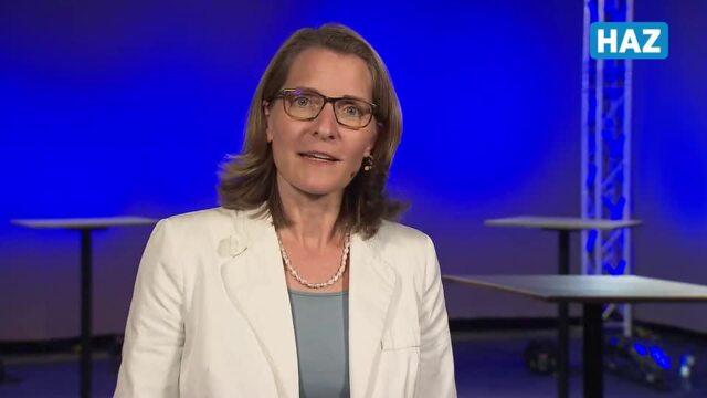 Bürgermeisterwahl in Burgwedel: CDU-Kandidatin Ortrud Wendt stellt sich vor