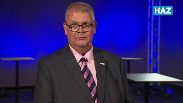 Bürgermeisterwahl in Uetze: Oliver Wempe (Freie Wähler) stellt sich vor