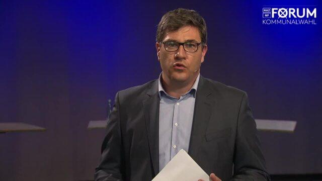 Kandidat Ingo Klokemann (SPD) stellt sich vor
