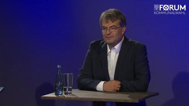 HAZ/NP-Forum zur Bürgermeisterwahl in Wennigsen 2021