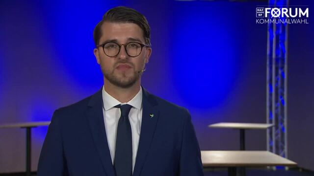 Marlo Kratzke (Kandidat der SPD) stellt sich vor