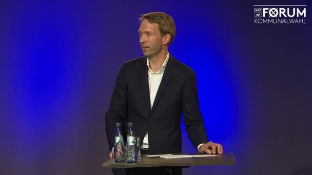 HAZ/NP-Forum zur Bürgermeisterwahl in Hemmingen 2021