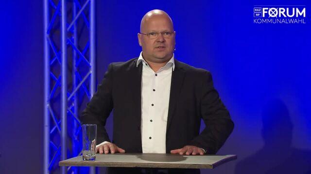 HAZ/NP-Forum zur Bürgermeisterwahl in Laatzen 2021