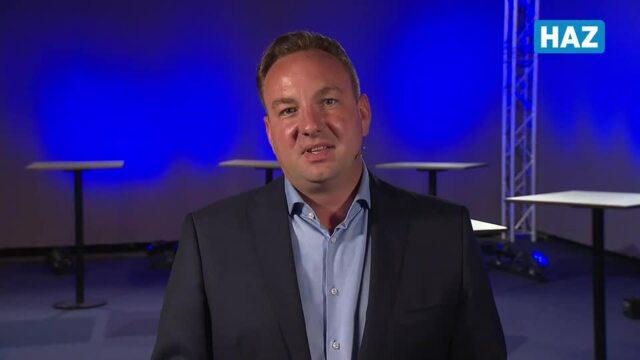 Bürgermeisterwahl in Wunstorf: Martin Pavel (CDU) stellt sich vor