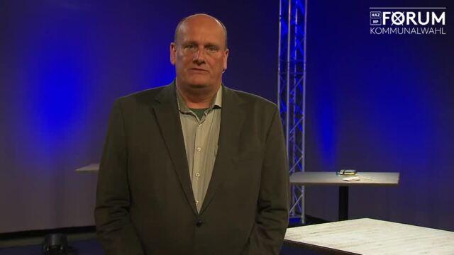 Bürgermeisterwahl in Hemmingen: Kandidat Jürgen Grambeck (Grüne) stellt sich vor