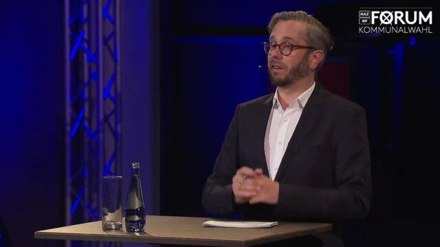 HAZ/NP-Forum zur Bürgermeisterwahl in Isernhagen 2021