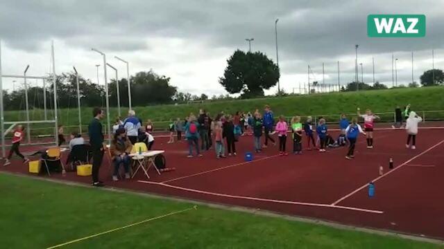 Sportfest zum Jubiläum der Leichtathletik-Sparte beim VfB Fallersleben