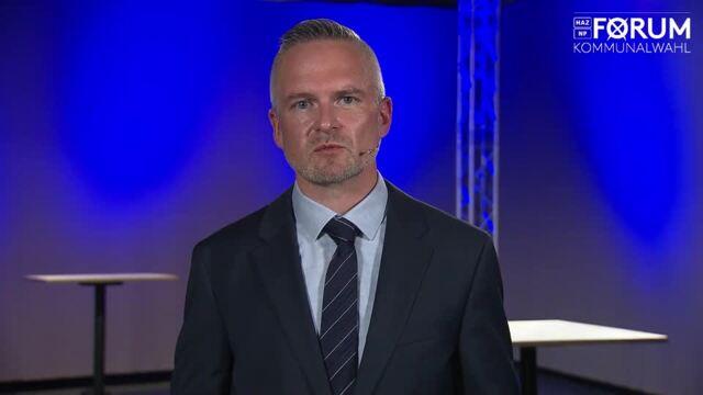 Bürgermeisterwahl in Pattensen: Kandidat Roman Dobberstein stellt sich vor