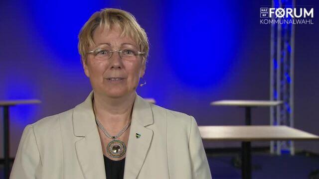 Stephanie Harms (Kandidatin der CDU) stellt sich vor