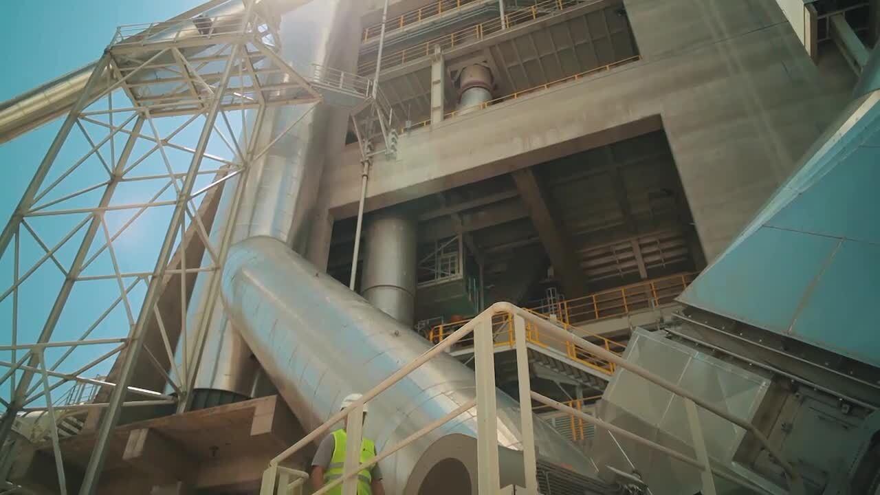 SICEMENT Automation | Cement | Siemens