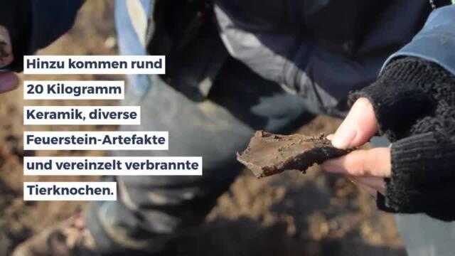 Siedlung aus der Bronzezeit in Schönberg nachgewiesen