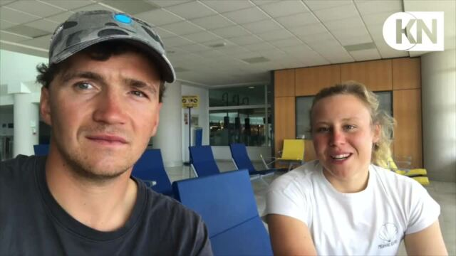 Q and A mit Alica Stuhlemmer und Paul Kohlhoff