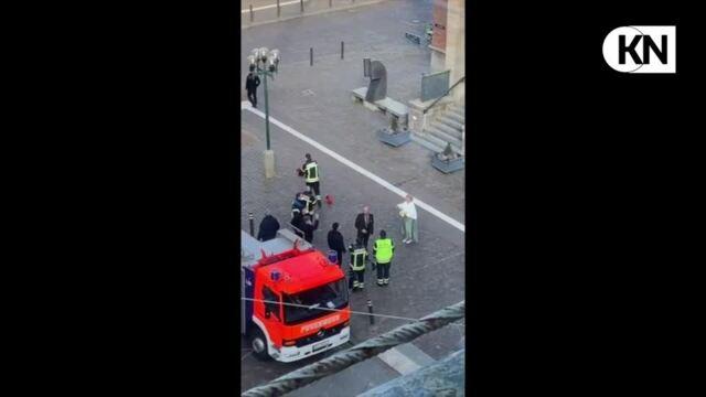 Feuerwehrhochzeit in Kiel
