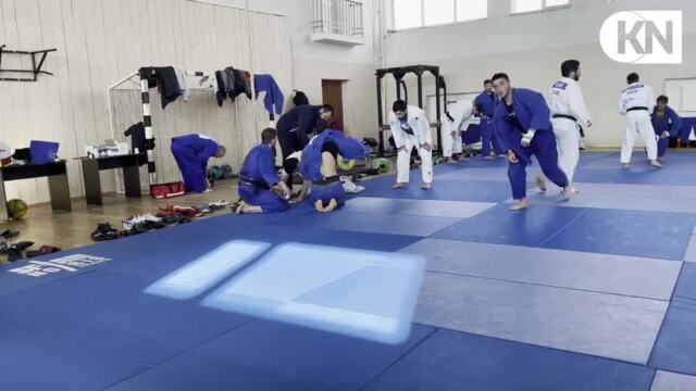 Judoka Dominic Ressel: So lief sein Training im April