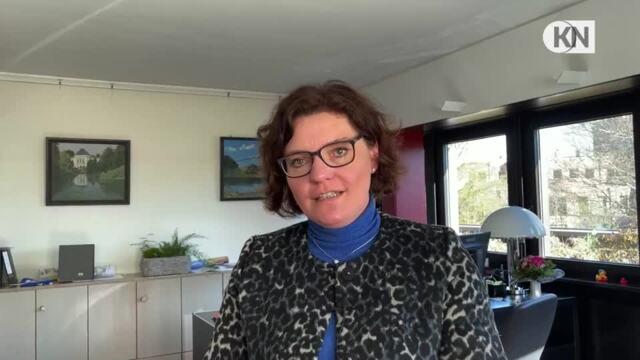Bürgermeisterin Janet Sönnichsen