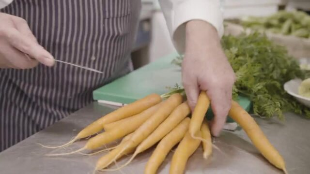 Küchentalk mit Pierre Binder