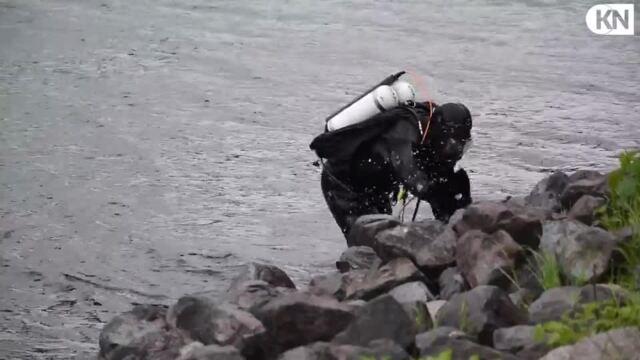 Tötungsdelikt in Dänischenhagen und Kiel: Tatwaffensuche im Kanal