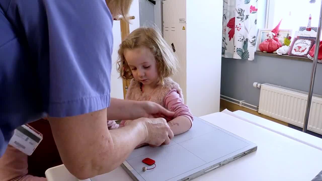Doktorerna – Sofias gipsade arm
