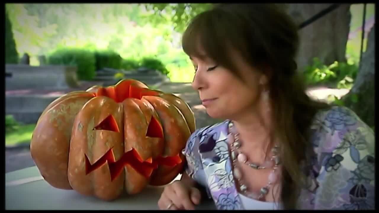 Evas superkoll - Halloween