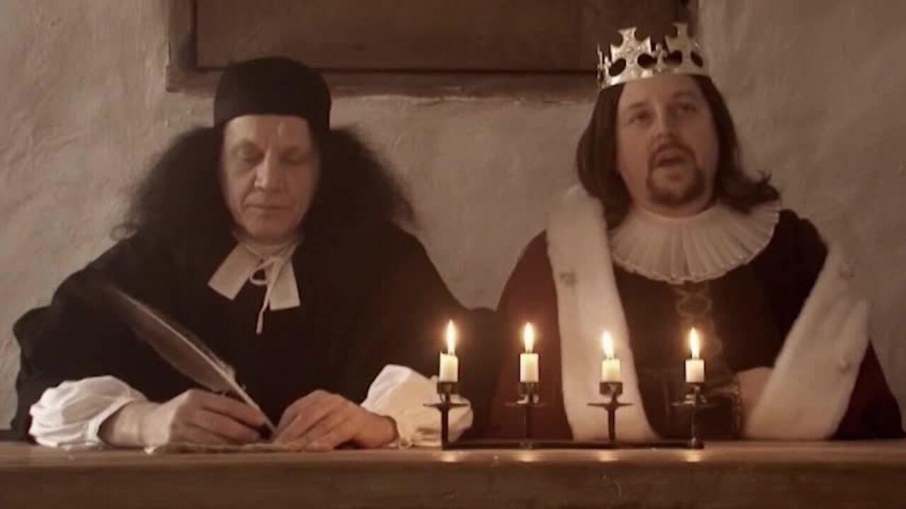 Gustav Vasa - Stockholms blodbad