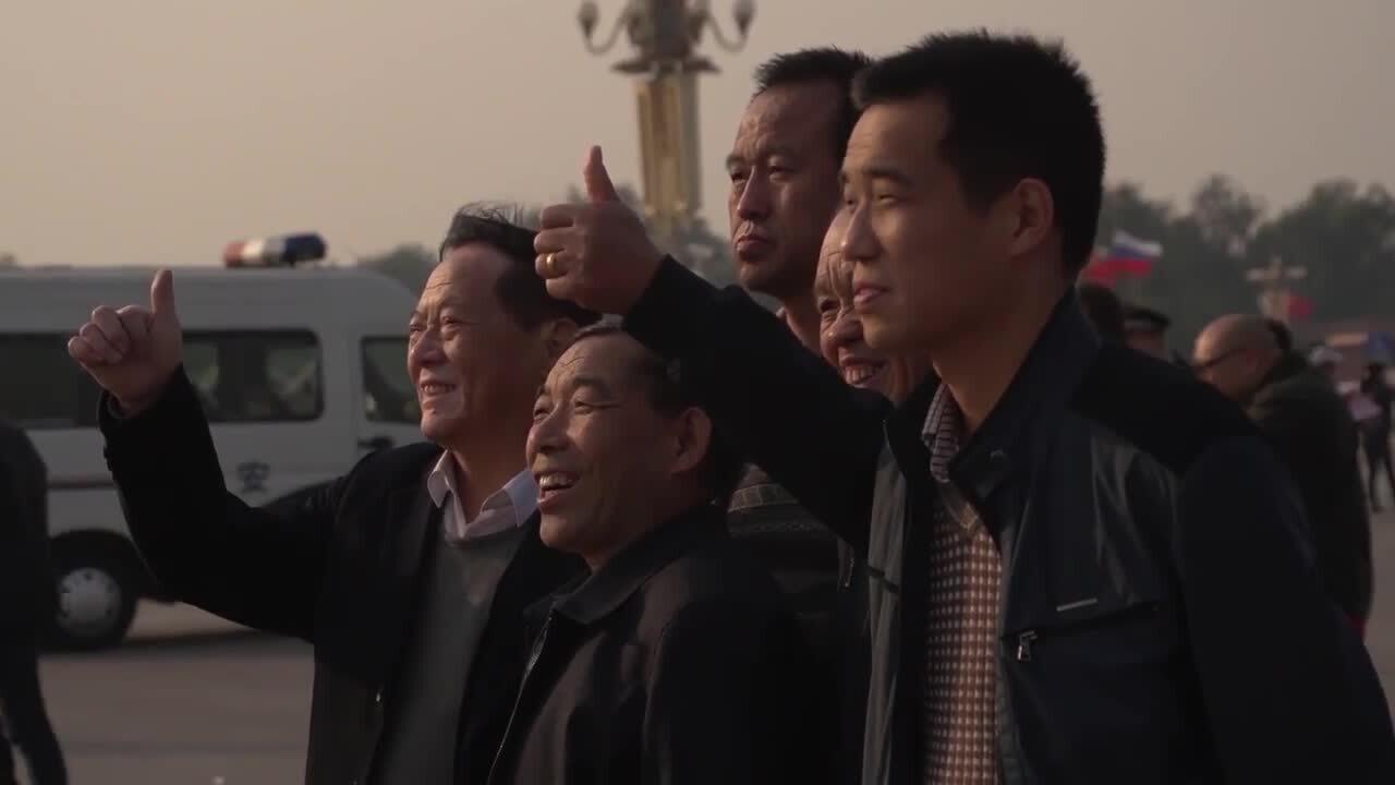 Kina – Himmelska fridens torg