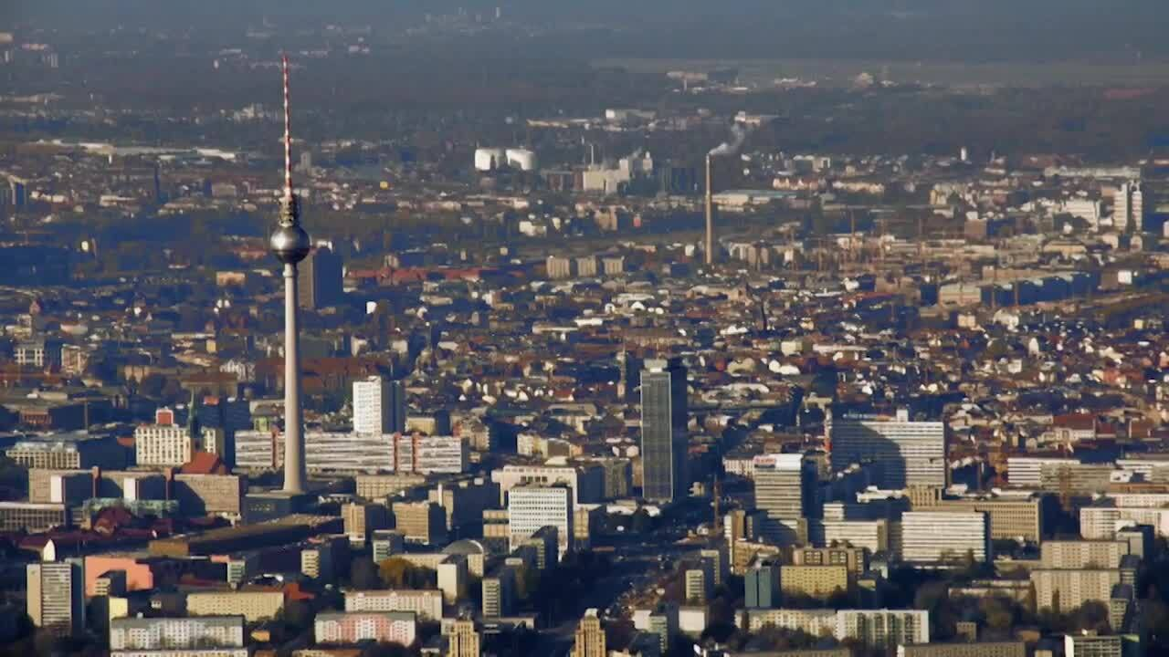 Europas huvudstäder - Berlin