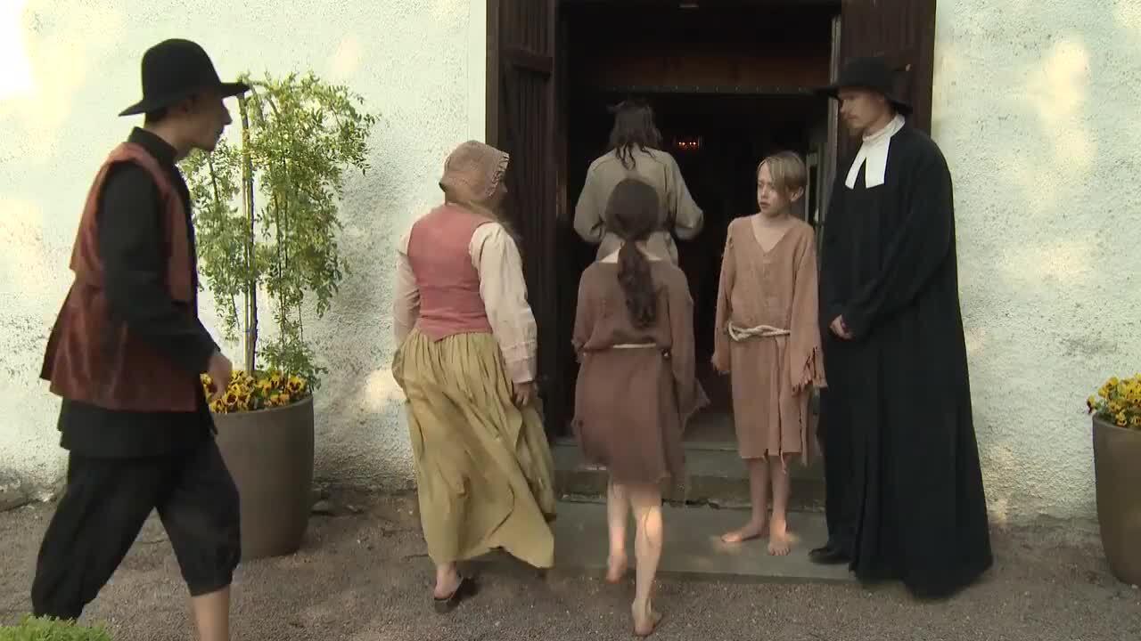 Sveriges historia genom ett barns ögon