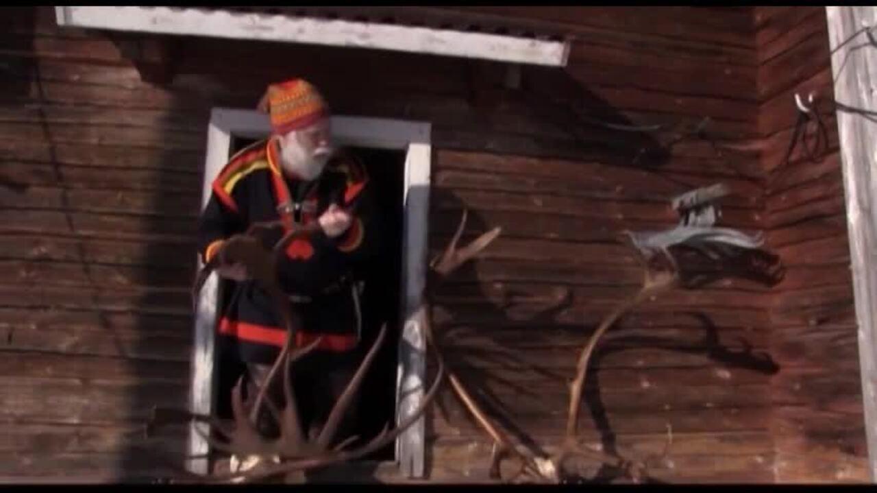 Lappland - Sveriges ursprungsbefolkning, samerna