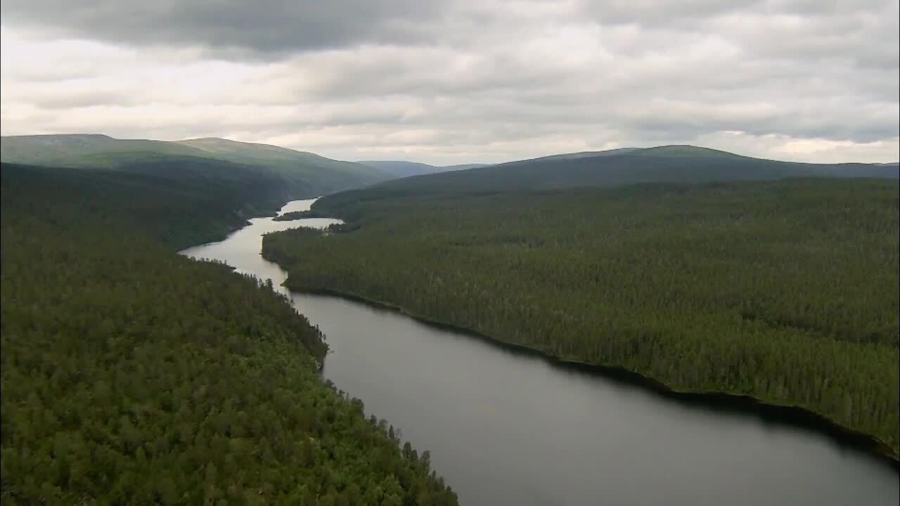 Upptäck Norden – Finlands geografi och historia