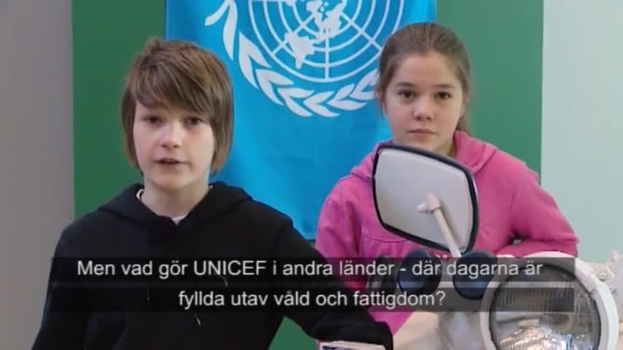 FN - och barnkonventionen