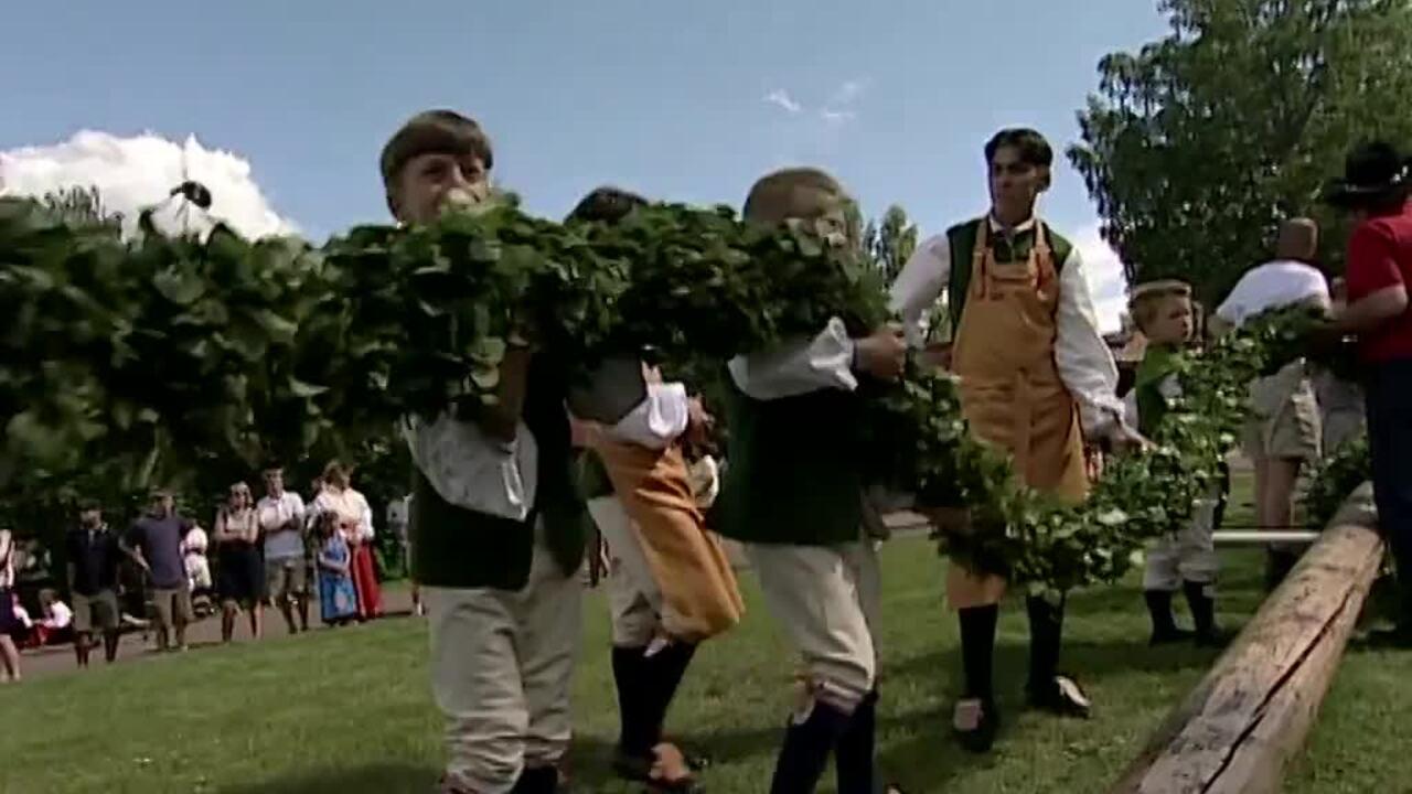 Årets högtider och traditioner - Sommaren