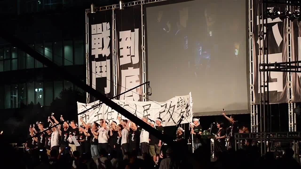 Kina – Demokrati i Hongkong?