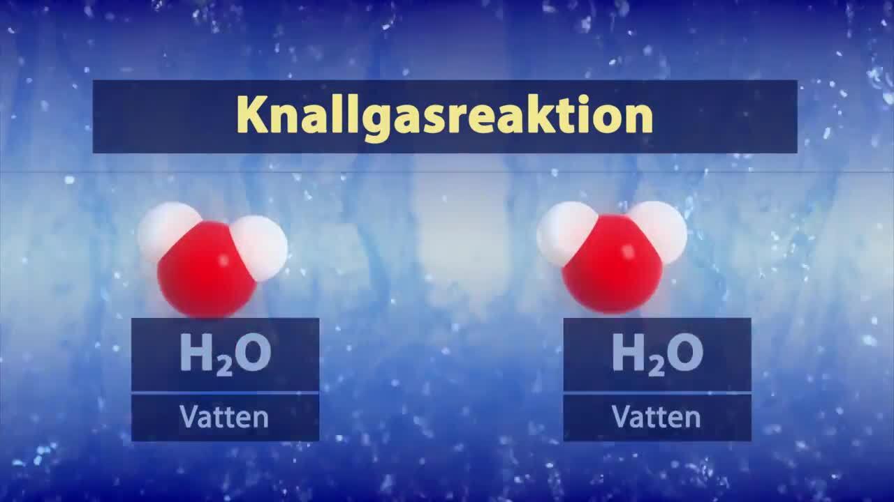 Redoxreaktioner – reaktioner med syre
