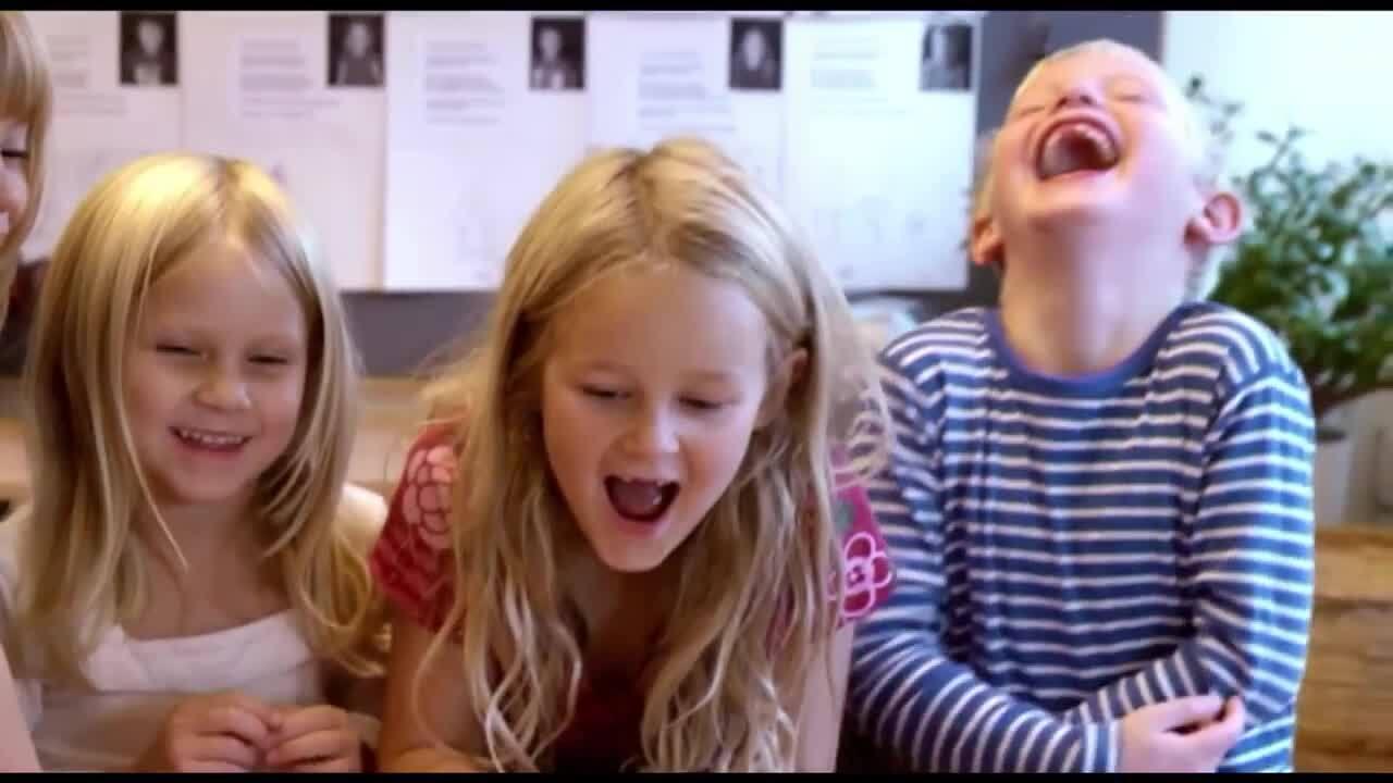 Börja skolan – dockteater, del 11 av 12