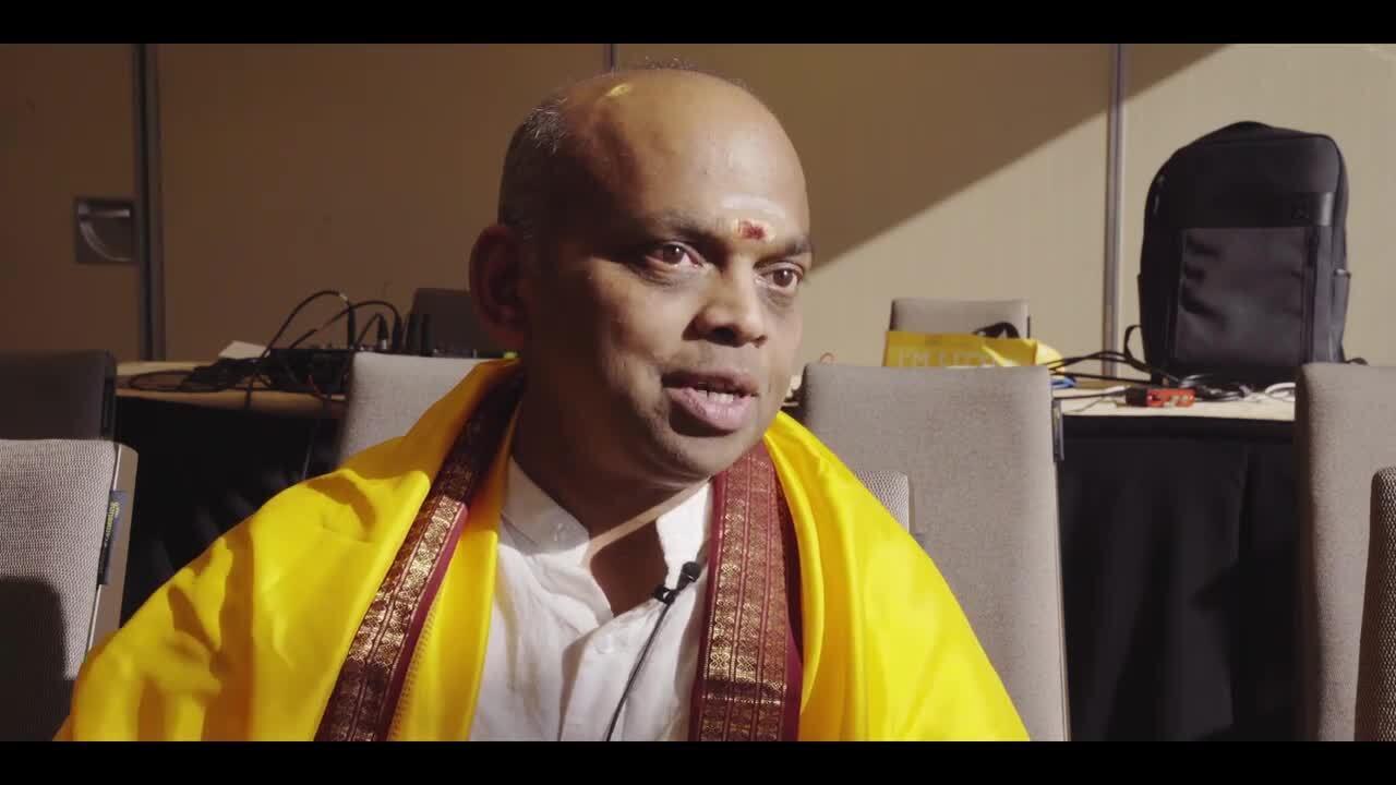 Hinduism – andliga ledare